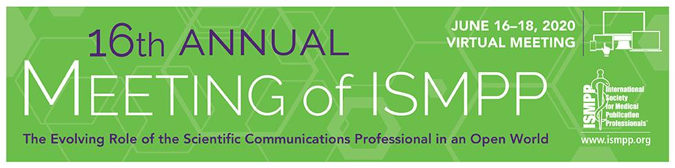 Virtual 16th Annual Meeting of ISMPP